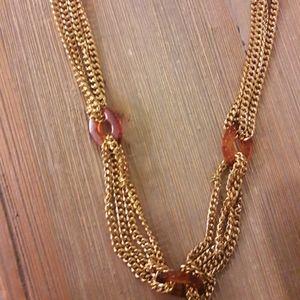 Vintage Morris Moskowitz chain belt